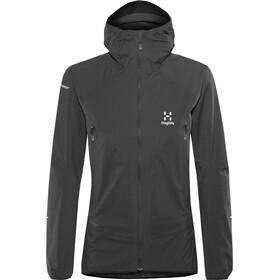 Haglöfs W's L.I.M Proof Multi Jacket True Black